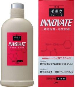 薬用毛髪力 イノベート